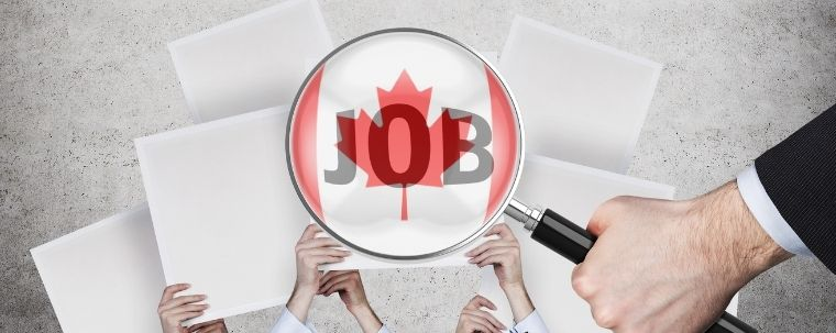 Getting Started on your Canadian Job Search