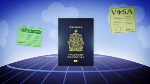 The Canadian Passport