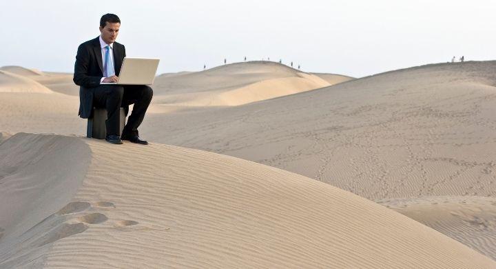 Job hunting in summer