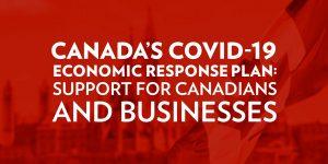 Covid 19 economic response plan