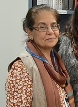 Suraiya Wajih NIC facilitator