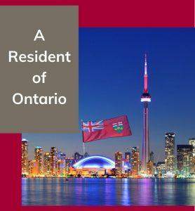 NIC Online New Immigrants in Ontario