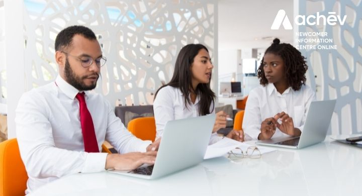Workplace Communication for New Canadians-image